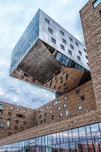 Berlin Architecture Nhow Wideangle