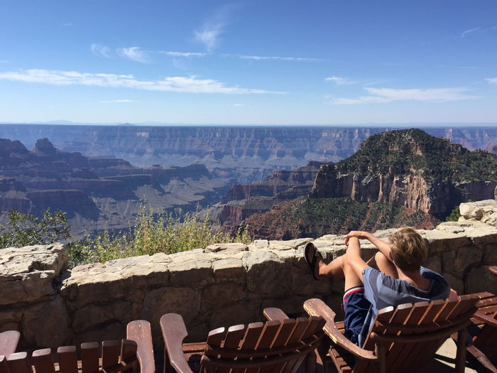 Grand canyon Endless Grand Canyon Grand Canyon National Park North Rim Panorama Panoramic View Tourist Tourist Attraction  Travel View Västerås Adult Architecture Beauty In Nature Cloud - Sky Couple - Relationship Day endlessness Environment Expanse Grand Canyon Lodge Grand Canyon North Rim Leisure Activity Lifestyles Lodge Looking At View Men Mountain Mountain Range Nature Outdoors People Real People Rear View Relaxation Scenics - Nature Sitting Sky Solo Traveler Solo Traveller Travel Destinations Traveler Two People Vastness Women
