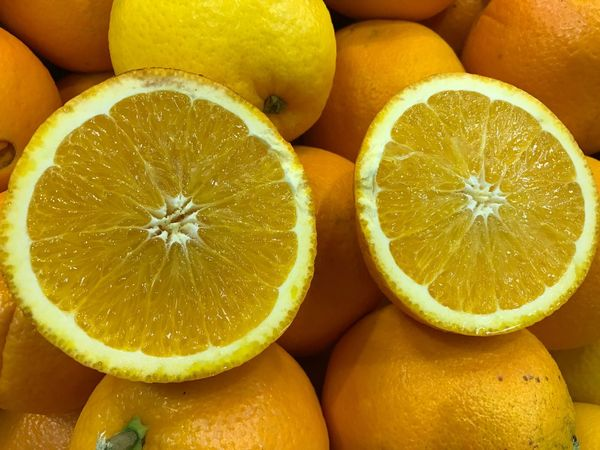 Fruit Citrus Fruit Healthy Eating Freshness Food And Drink Orange - Fruit Food Juicy Close-up No People Cross Section Day