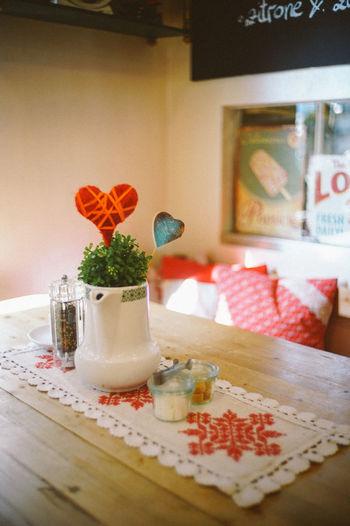 Little Cafe in