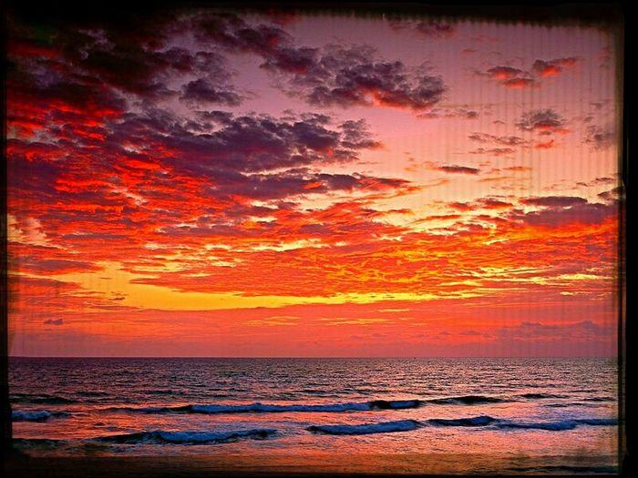 South Cape Beach Summertime Colors Nature