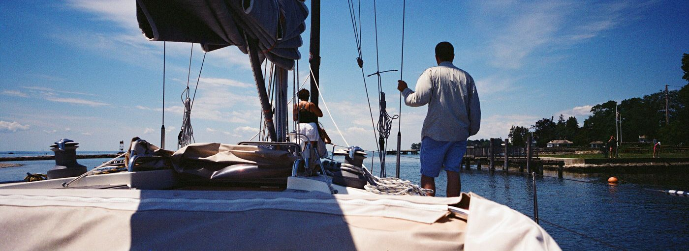 Boat Film Nautical Vessel Sea Transportation Xpan Water Koduckgirl