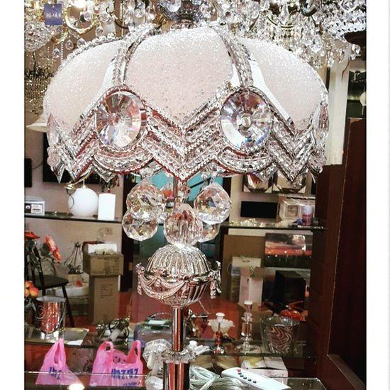 Lampadaire Crystal Design Light selver decor ديكور لمبدير فخامه تصميم_داخلي اضاءهكريستال_طيبه