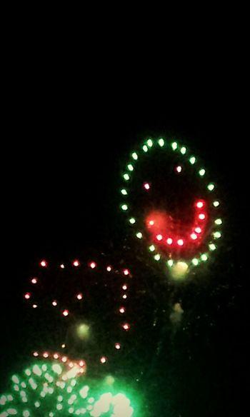 夜 Enjoying Life お出掛け Fireworks Night
