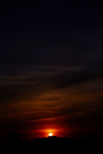 Evening's sun