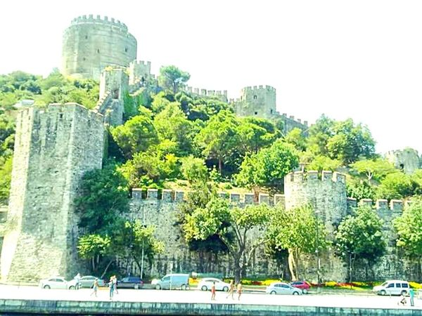 Historical Places Istanbul - Bosphorus Photography Istanbul #turkiye From My Point Of View Great Views Rumeli Hisarı