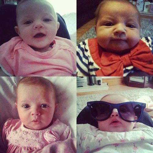 My gorgeous princess <3 Babygirl Daughter Myabsoluteworld Proud