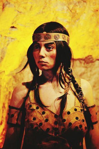 Samsun Baruthane Amazon Köyü Kadın Woman Warrior Woman