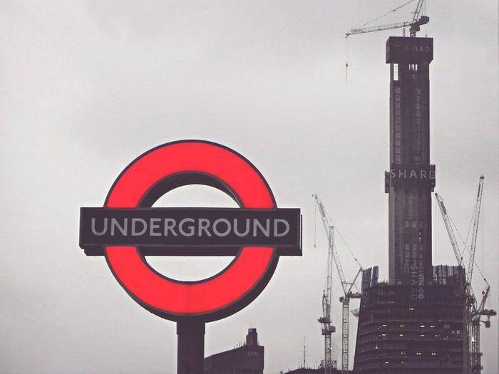 London Underground Another Rainy Day