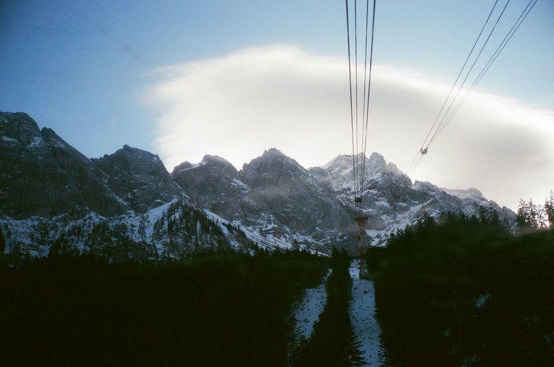 Zugspitze Snow Snow Mountain Mountains Mountain View Relaxing Hello World Enjoying Life Check This Out Taking Photos