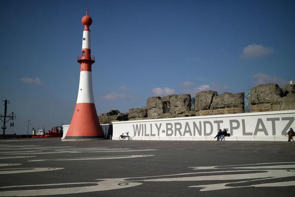 Willy-Brandt-Platz
