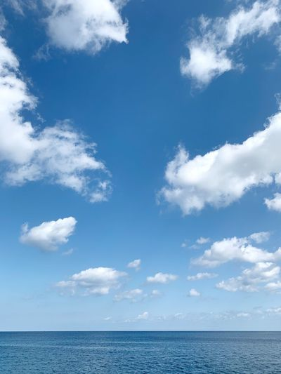 Clouds over the