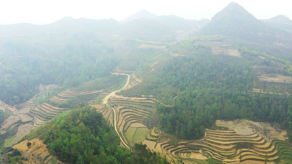 Picture On The Road Nature_collection Hello World Scenery Shots Travelling Vietnam Viet Nam Hà Giang Landscape