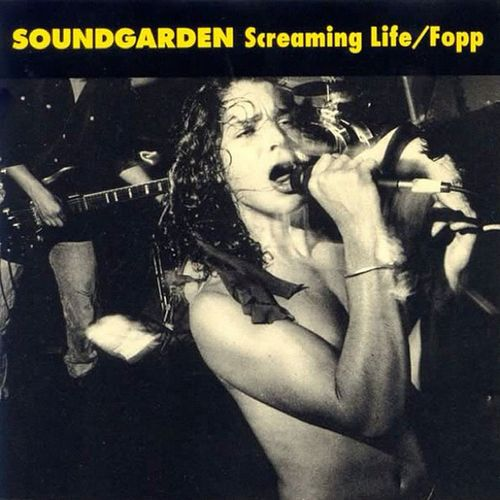 Great album by Soundgarden Screaminglife Fopp check it out