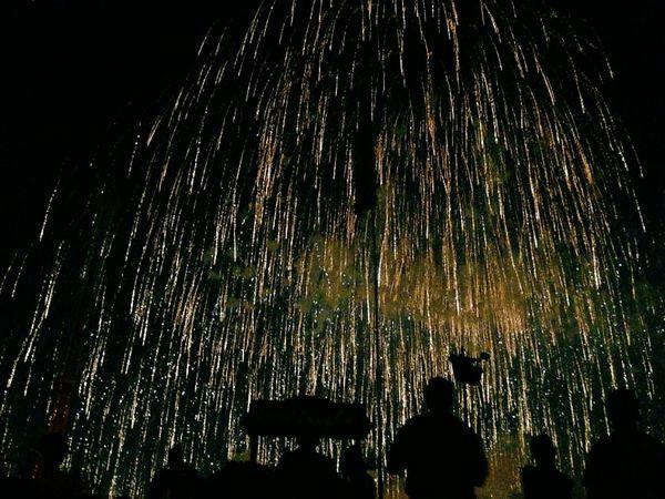 Fireworks Montréal Summer Nights On A Date