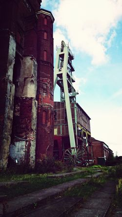 Mine Indusrty Lost Places Ruhrgebiet