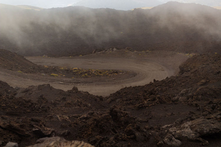 Vulcano Volcano
