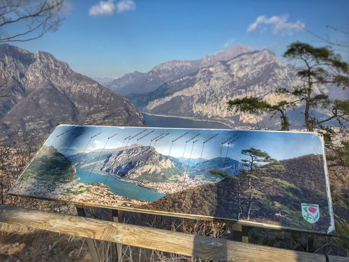 Map. Nature Outdoors No People Beauty In Nature Water Lake Mountain Sky Scenics Mountain Range Sunlight Landscape EyeEm Nature Lover Winter From My Point Of View in Brianza
