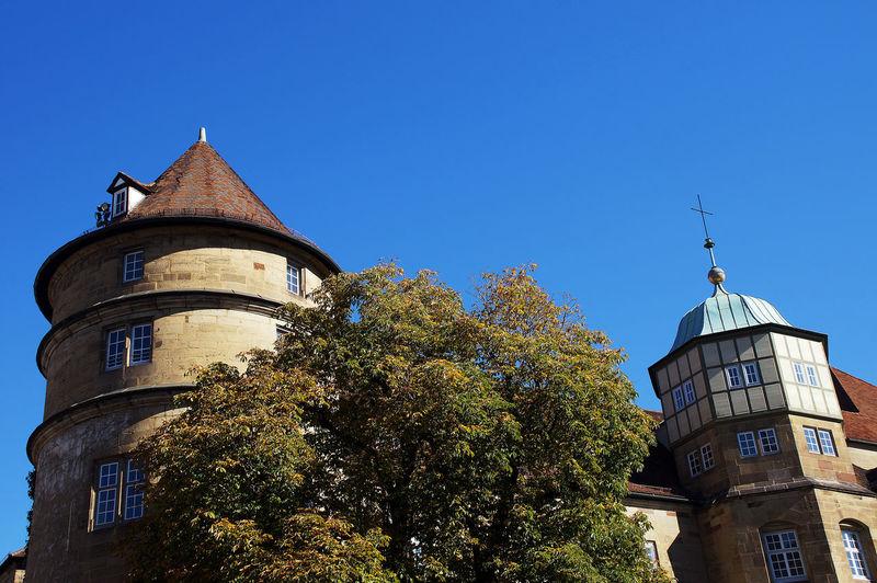 Chestnut Fortress Germany Old Old Castle Old; Medieval Outdoors Renaissance Residential Castle Stuttgart Tourism