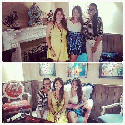 Girls Friends Machala Vintage coffeehouse ♥♥@rayandcor @elvita2ms