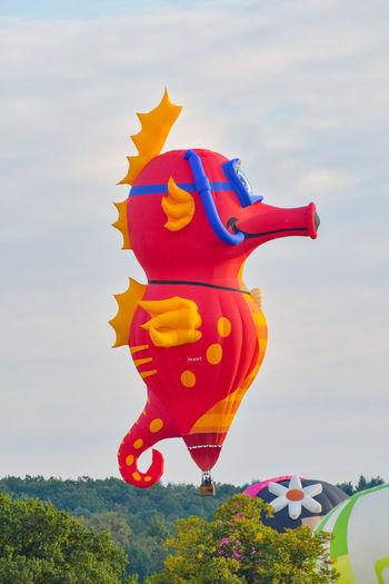 11. International German Cup GermanCup Pforzheim Germany Aerostat Art And Craft Balloon Ballooning Festival Childhood Cloud - Sky Day Festival Hot-air Balloon Multi Colored Nature No People Outdoors Pforzheim Sky Tree