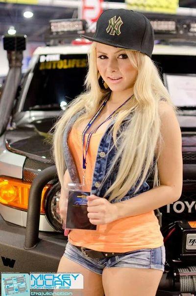 hi! :) Lovely Blondie ♥ Beauty Model Streetfashion