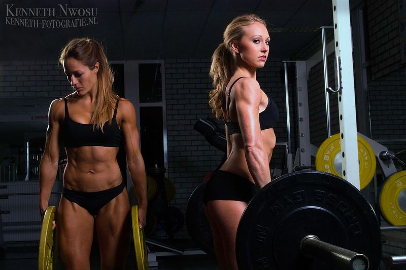 Bo and Joyce Sixpack Motivation Bodybuilding Inspiration Fitness Abs Fitnessmodel Eye4photography  Today's Hot Look Body & Fitness Fitness Beautiful