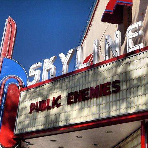 Skyline Theater in Canon City Colorado Cinematreasures Neonsigns Oldsigns Signstalkers signage vintageneon vintagesigns