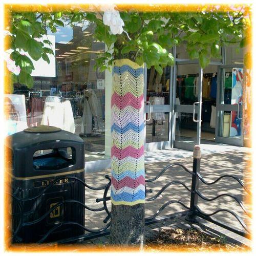 Yarn Bombing Streamzoo