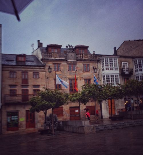 Hoxe chove !!! From My Point Of View Precious Moments Of Life Authentic Moments Galicia, Spain IPhone