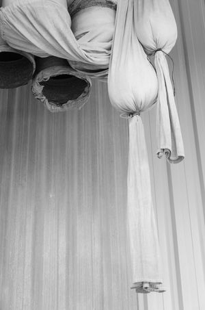 Black And White Blackandwhite Close-up Cloth Curtain Day Farm Farm Life Fragility Full Frame Hanging Hanging Industrial Industry Inflated Low Angle View Material Nature Nikon No People Old Outdoors Pipe Pipe - Tube Swollen