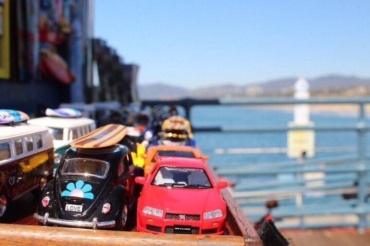 Vroooom! Transportation Land Vehicle Toys beach Outdoors No People