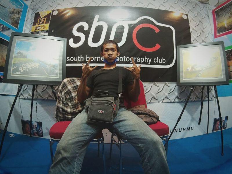 """Live up your passion""Pameran Photography SBPC Club Banjarbaru Lapanganmurjani"