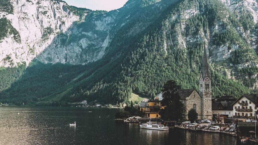 Hallstatt, popular view