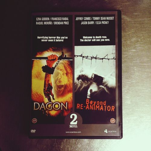 Dagon! Movielover