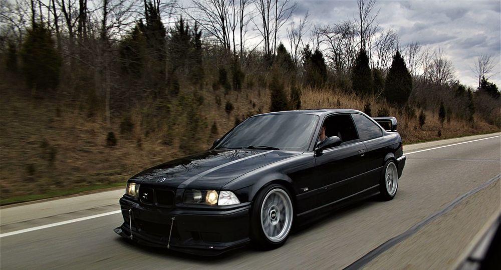 E36M3 M3 Bmw Rolling