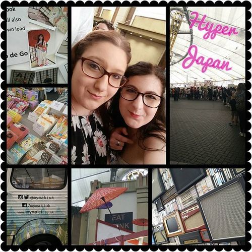 A few Hyperjapan pics for a quick peek of the festival fun