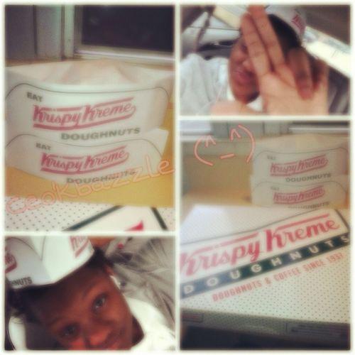 #Krispy Kream