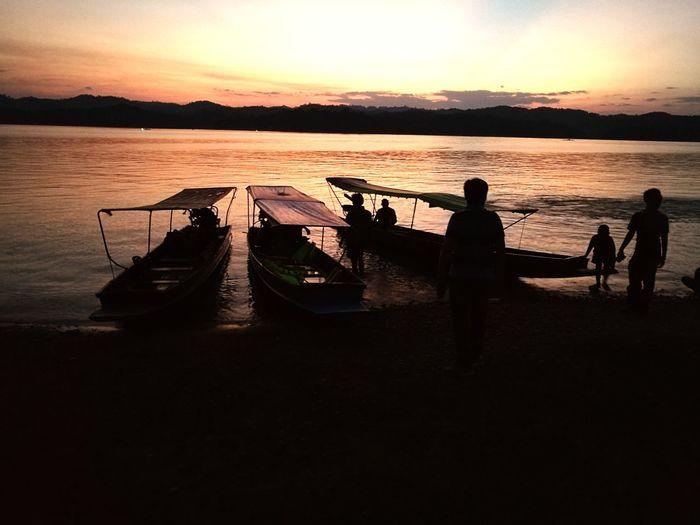 sunset Day