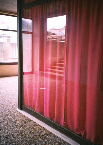 35mm Analogue Photography Color Palette Curtains Film Photography Filmisnotdead Red Reflection Streetphotography Color Palette TakeoverContrast