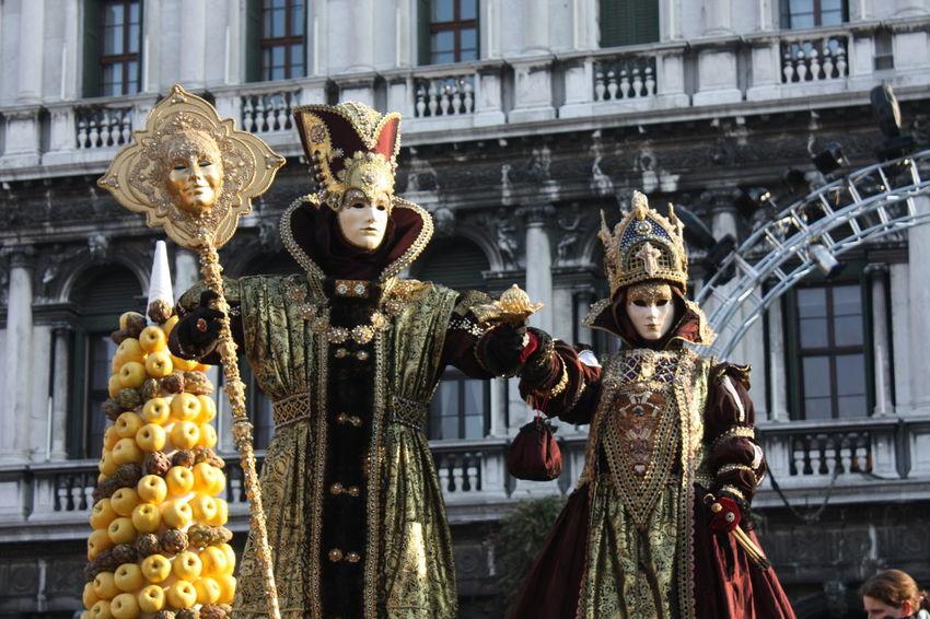 Blackvelvet Masks Eleganza Carnevale Di Venezia Piazzasanmarco Venice, Italy Dress Venezia Mask Colors Festival People Italia Gold Golden