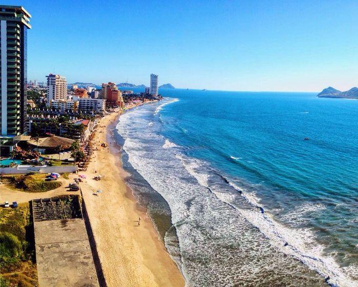 Mazatlan SS16 Beach Mexico