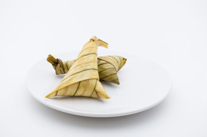Ketupat or rice dumpling is malay dish usually serve during Hari Raya festival. Aidiladha Aidilfitri Celebration Culture Festival Hari Raya Islam Ketupat Malay Mubarak Muslim Ramadhan Religion Rice Dumpling Tradition