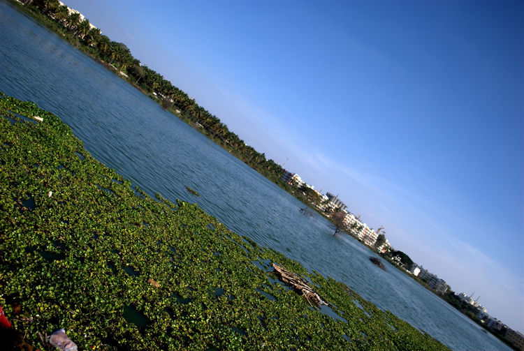 Nature-Lake Bangalore Beauty In Nature Day HORMAVU AGRA LAKE India Lake View Lake, Lakeshore Lakeview Nature Nature Photography Nature Photography. Nature, Nature_collection No People Outdoors Scenics Sky Water