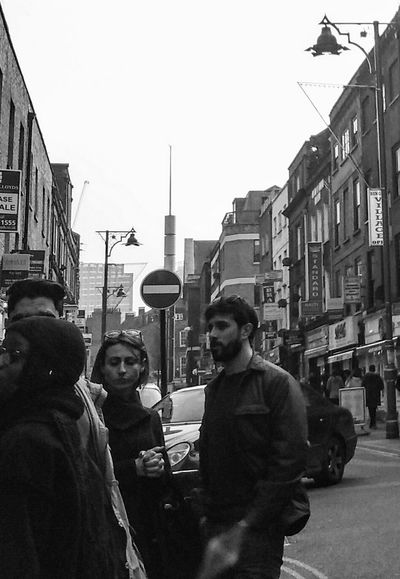 Brick Lane 12/3/2016 Telling Stories Differently London_only Street Photography Black & White