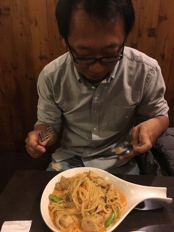 三月 Kaohsiung Taiwanese Taiwan March 高雄 臺灣 聚餐 晚餐 Dinner 義大利麵
