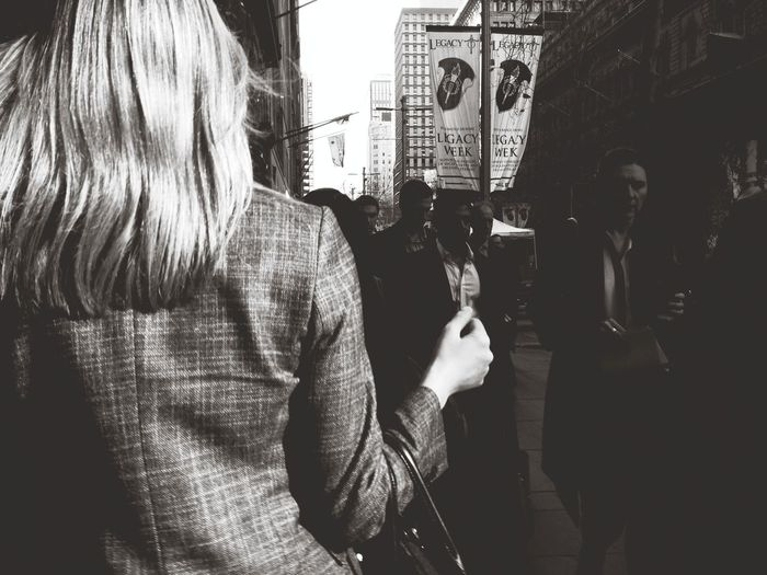 Capa Filter Blackandwhite Streetphotography Daily Commute