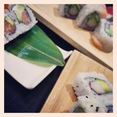 Instabest Instacool Sushi Friends follow instagramer fish colors