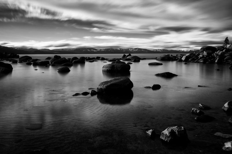 Lake Tahoe 5d3 Livelife Livefree Canon Itsaboutwhatisee Cinepixtor Blackandwhite Landscape Longexposure