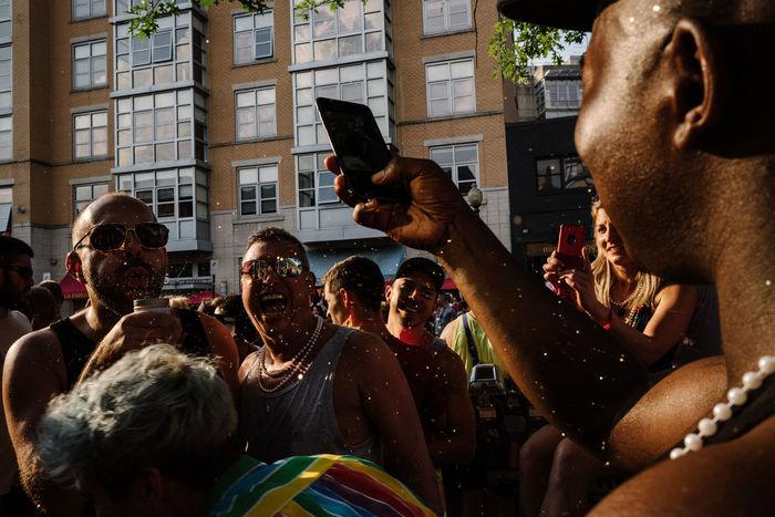 DC Pride, 2018 #PrideDC2018 #eyeemDC #logancircle #pride #streetphotography